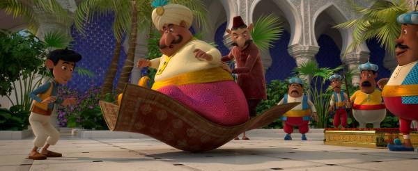 Amir, Le Sultan, Le Rat
