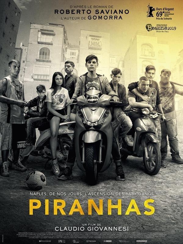 Piranhas, affiche