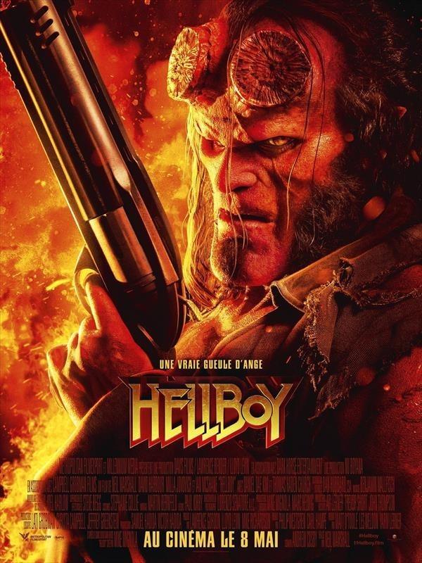 Hellboy, affiche