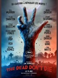 The Dead Don't Die, affiche