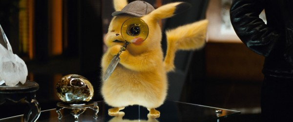 Le détective Pikachu