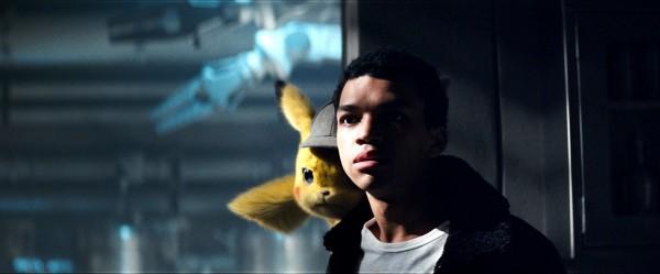 Le détective Pikachu, Justice Smith