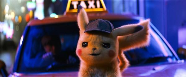 Détective Pikachou