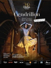 Cendrillon (Opéra de Paris), affiche