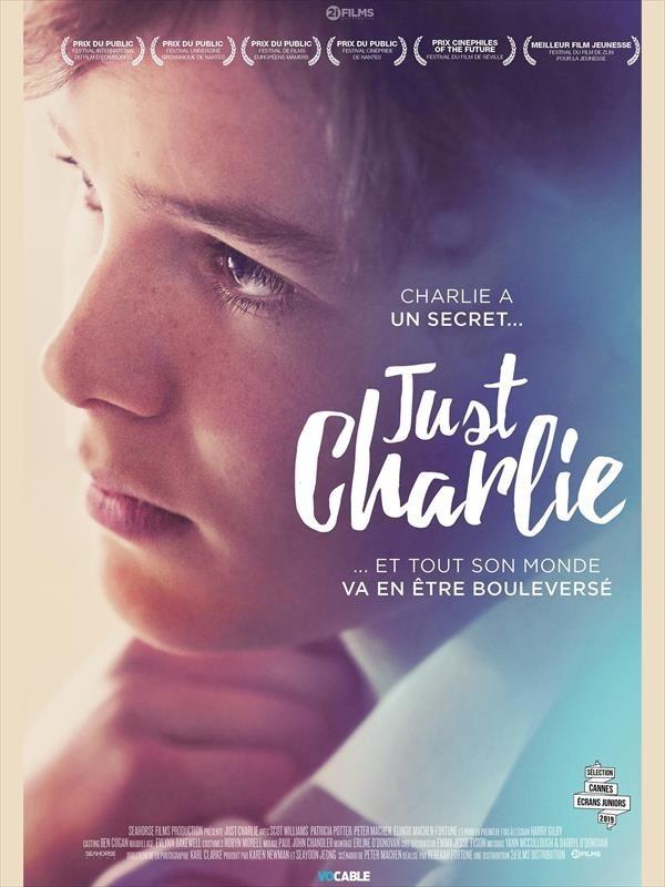 Just Charlie, affiche