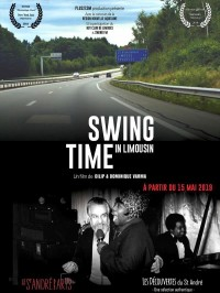 Swing Time in Limousin, affiche