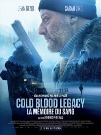 Cold Blood Legacy : La Mémoire du sang, affiche