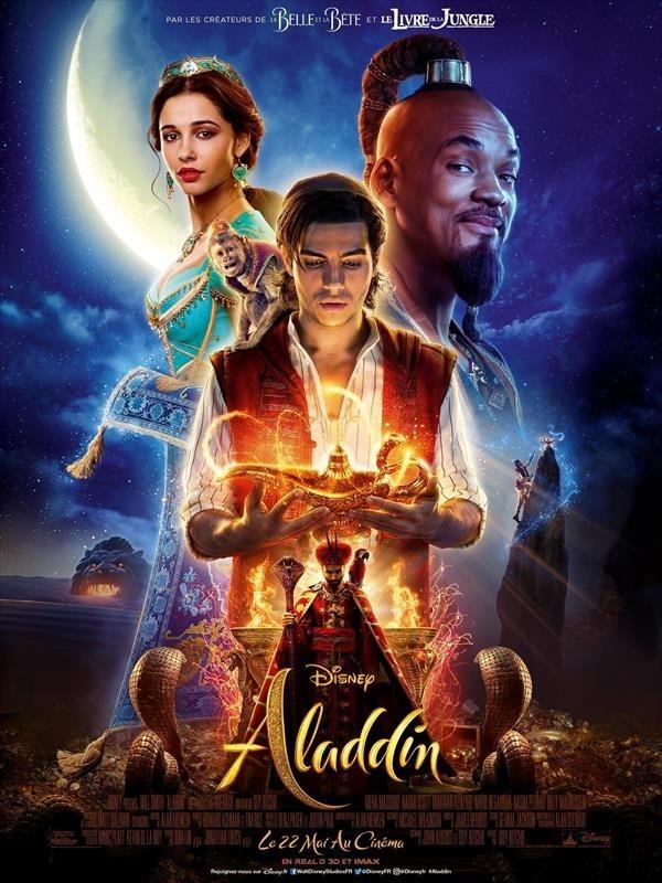 Aladdin, affiche