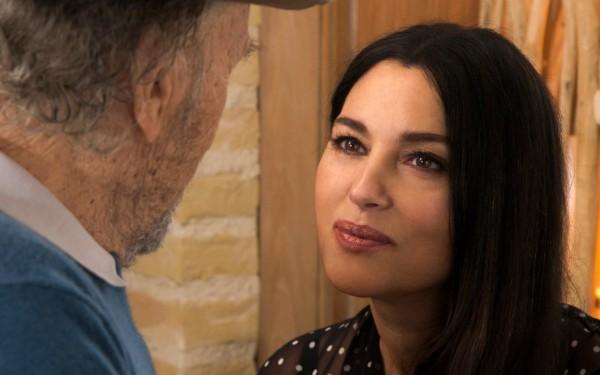 Jean-Louis Trintignant, Monica Bellucci