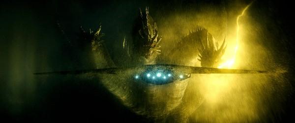 Godzilla II : Roi des monstres, extrait