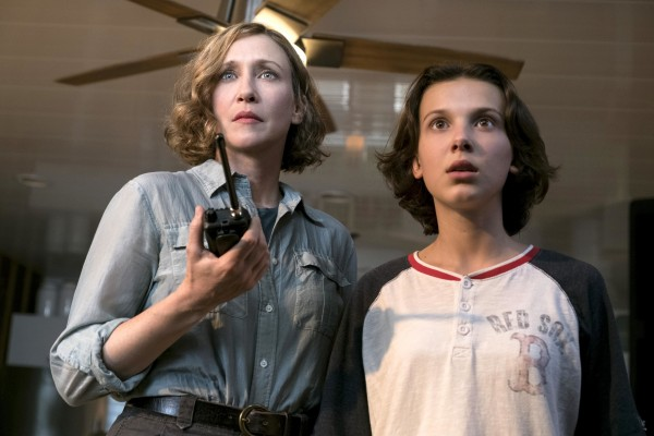 Vera Farmiga, Millie Bobby Brown