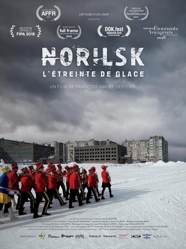 Norilsk, l'étreinte de glace, affiche