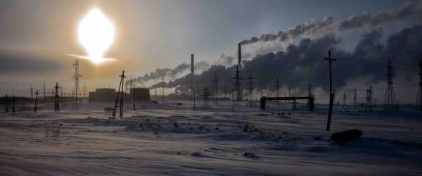 Norilsk, l'étreinte de glace, extrait