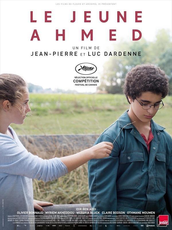 Le Jeune Ahmed, affiche