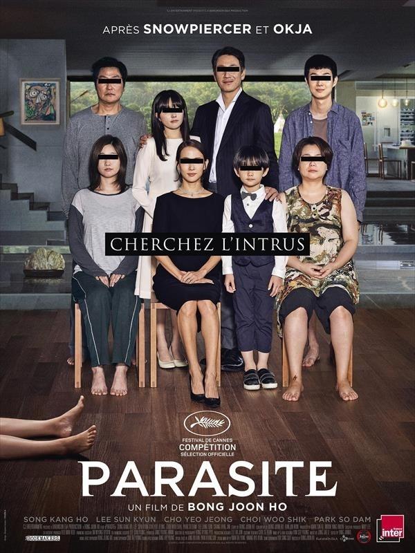 Parasite, affiche