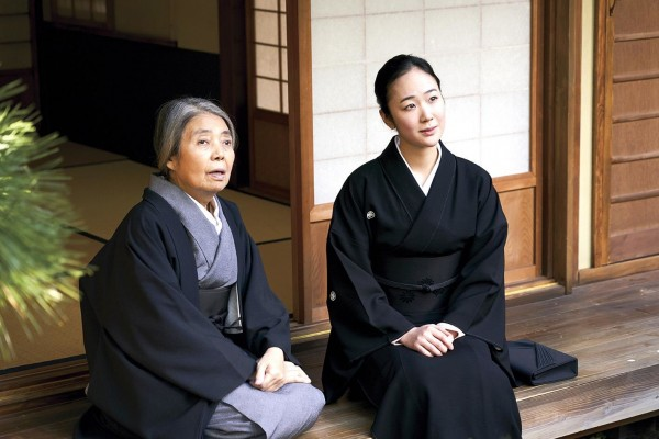 Kirin Kiki (le professeur Takeda), Haru Kuroki (Noriko)