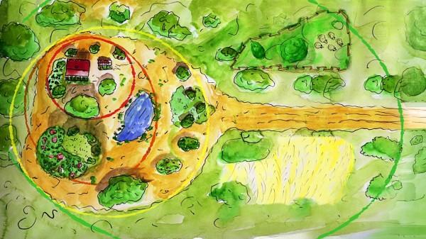 Permaculture, la voie de l'autonomie, extrait