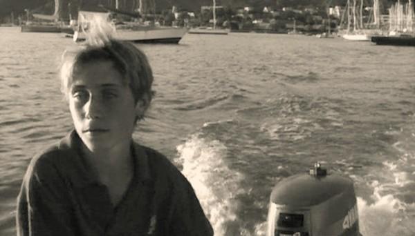 Ian Lipinski adolescent