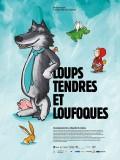 Loups tendres et loufoques, affiche