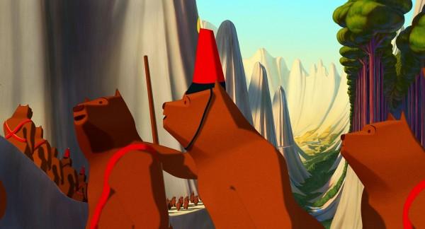La Fameuse Invasion des ours en Sicile, extrait