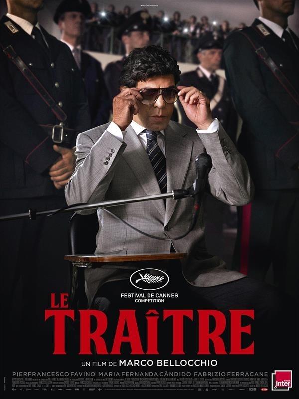 Le Traître, affiche