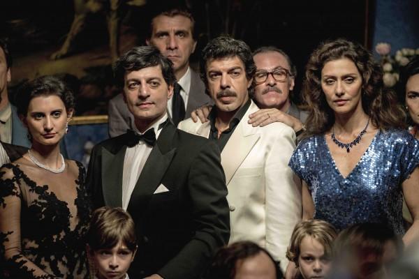 Personnage, Goffredo Maria Bruno, Giovanni Calcagno, Pierfrancesco Favino, personnage, Maria Fernanda Cândido