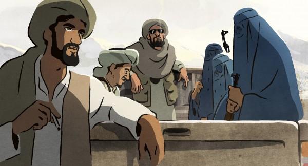 Les hirondelles de Kaboul, extrait