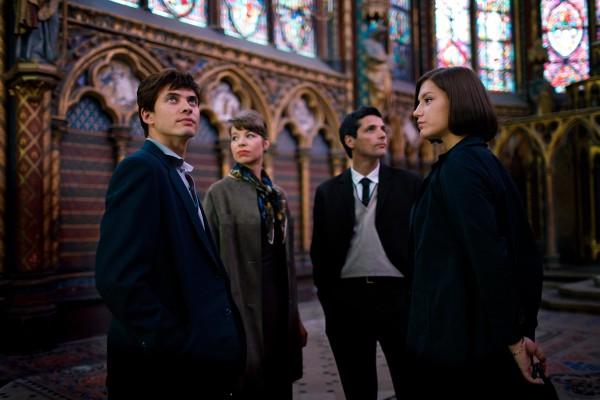 Oleg Ivenko, Calypso Valois, Raphaël Personnaz, Adèle Exarchopoulos
