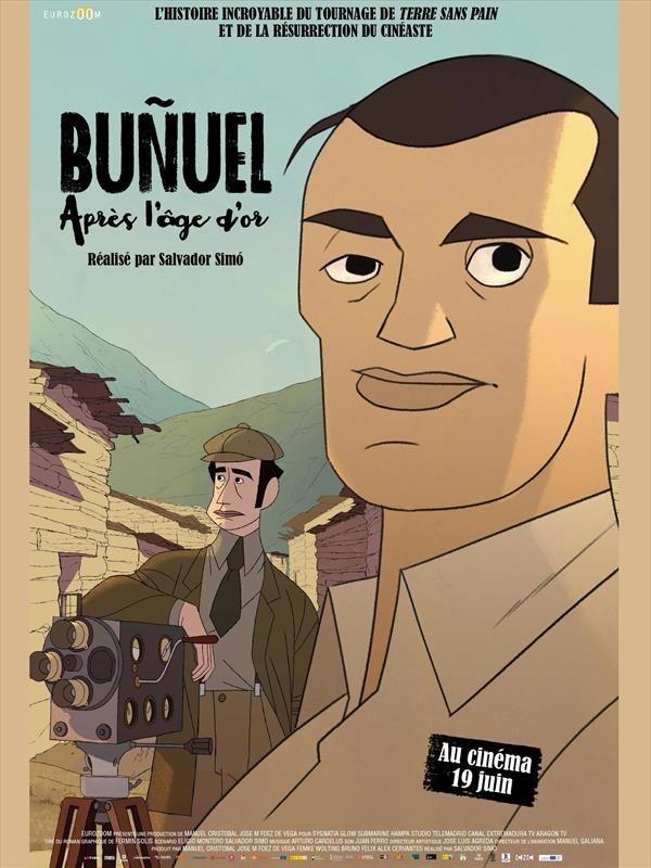 Buñuel après l'âge d'or, affiche