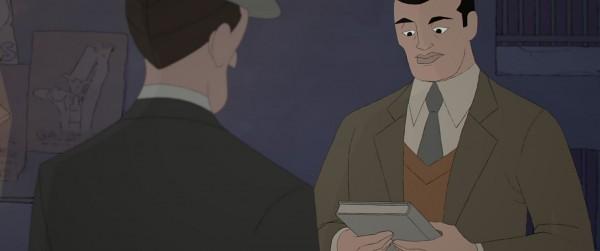 Personnage, Luis Buñuel
