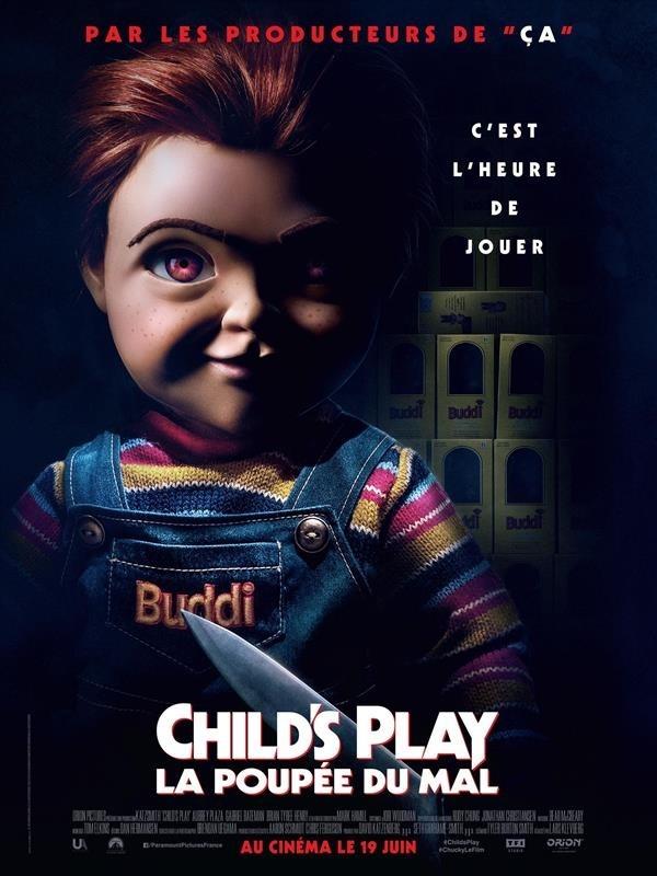 Child's Play : La Poupée du mal, affiche