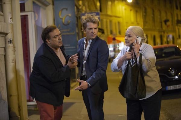 Didier Bourdon, Bénabar, Josiane Balasko