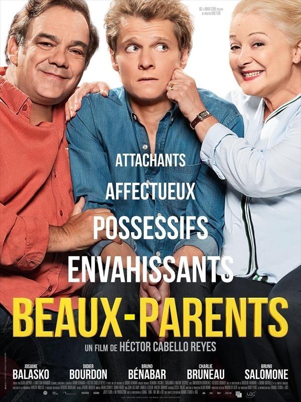 Beaux-parents, affiche