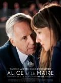 Alice et le Maire - Affiche