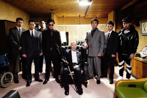 Personnages, Jun Murakami, Sansei Shiomi, Seiyô Uchino, Shôta Sometani, Takahiro Miura