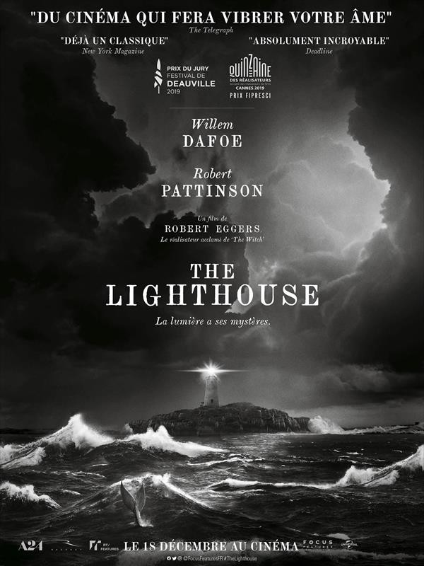 The Lighthouse, affiche