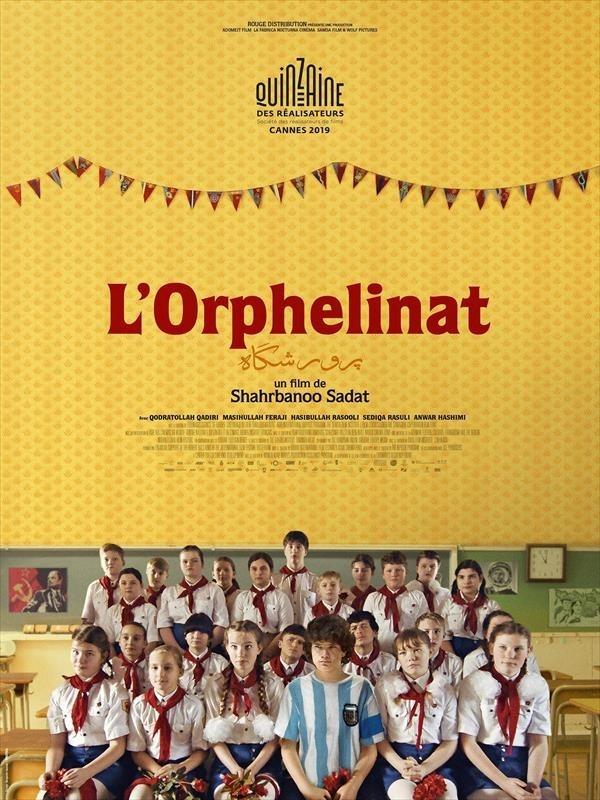 L'Orphelinat, affiche
