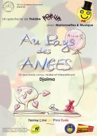 Au pays des anges au Théâtre Darius Milhaud