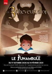 Les 3 cheveux d'or au Théâtre Le Funambule