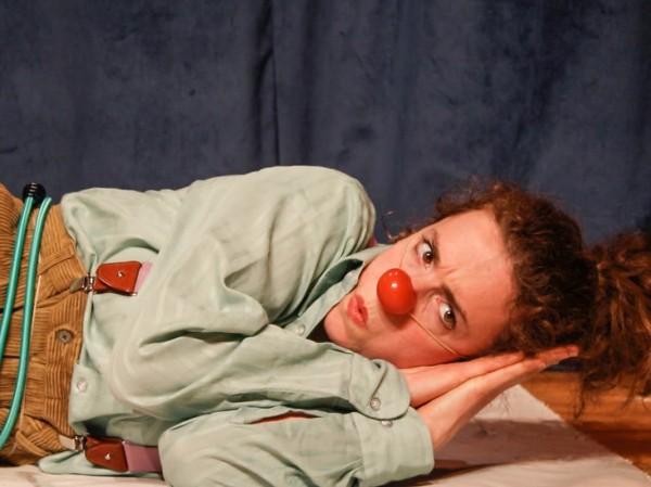 La Clown et l'oiseau au Théâtre Darius Milhaud