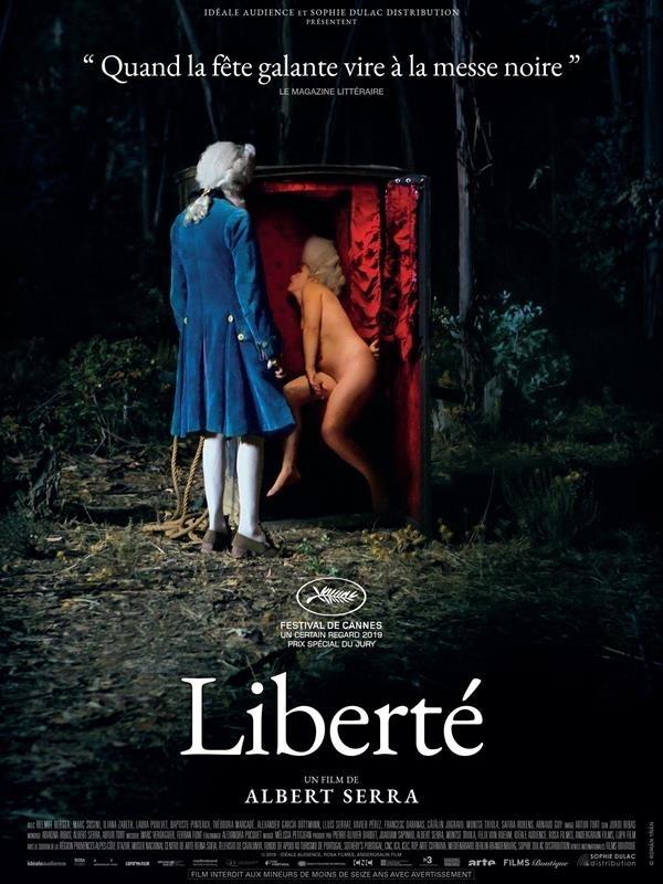 Liberté, affiche