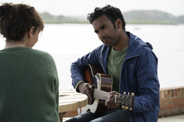 Lily James, Himesh Patel