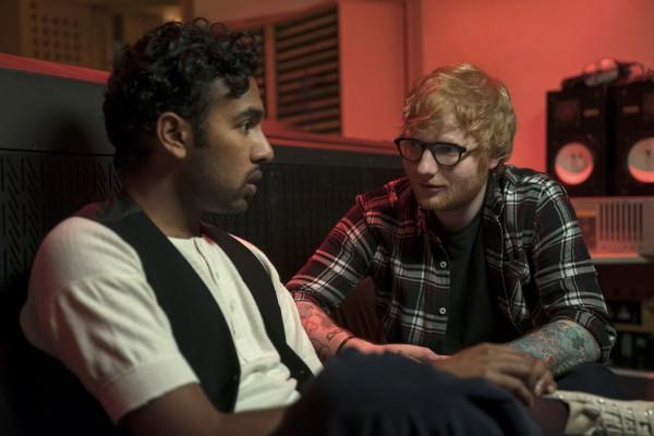 Himesh Patel, Ed Sheeran