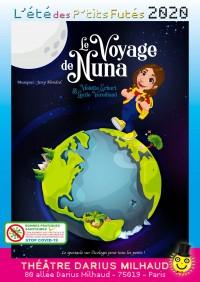Le Voyage de Nuna au Théâtre Darius Milhaud
