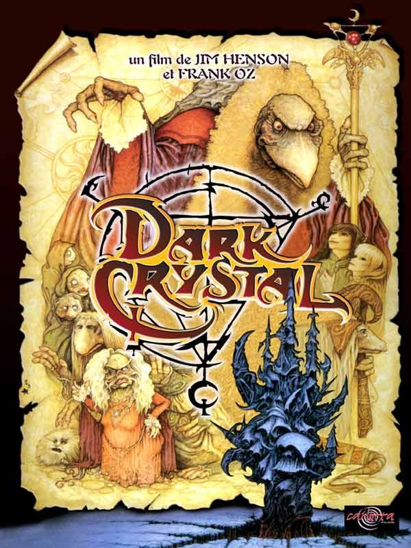 Dark Crystal, affiche
