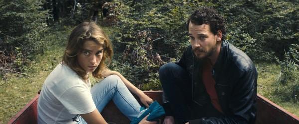 Adèle Haenel (Alice), Jonathan Couzinié (Joachim)