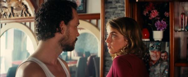 Jonathan Couzinié (Joachim), Adèle Haenel (Alice)