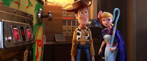 Woody, Bo Peep
