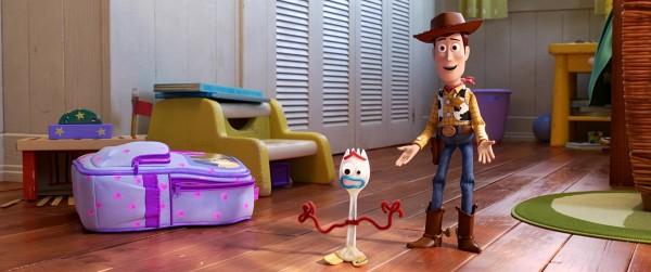 Forky-Bonnie, Woody