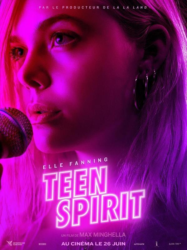 Teen Spirit, affiche
